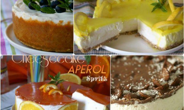 Raccolta di ricette di Cheesecake