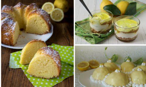 Ricette di dolci con il limone le migliori 10