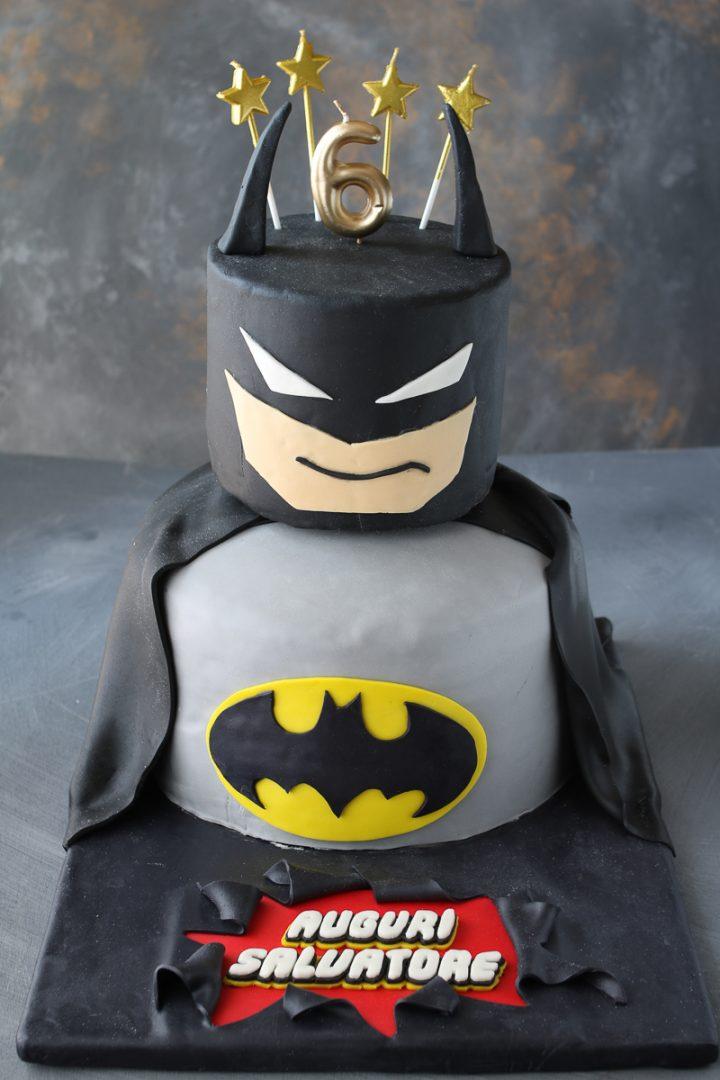 torta batman in pdz
