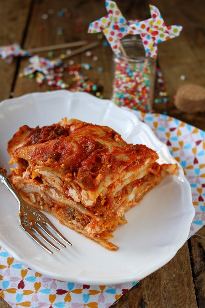 lasagne di carnevale alla napoletana