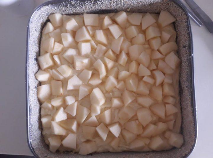 Torta di mele Tedesca