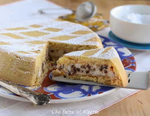 Cassata siciliana al forno (ricetta originale)t