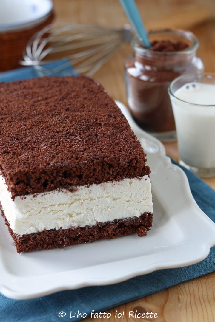 torta fette al latte