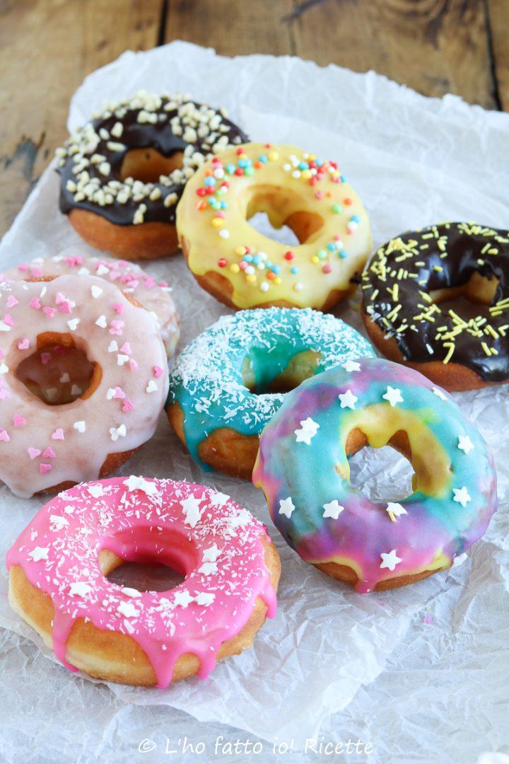 Donuts – Ciambelle americane