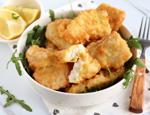 La ricetta del Baccalà indorato e fritto