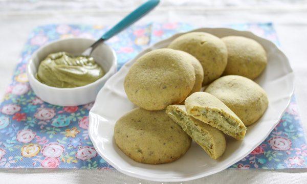 Biscotti Simil Grisbi al pistacchio