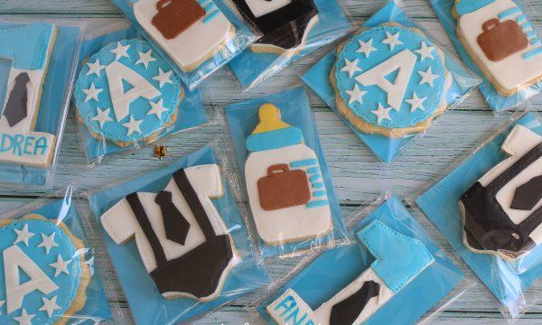 Frolla base per biscotti da decorare