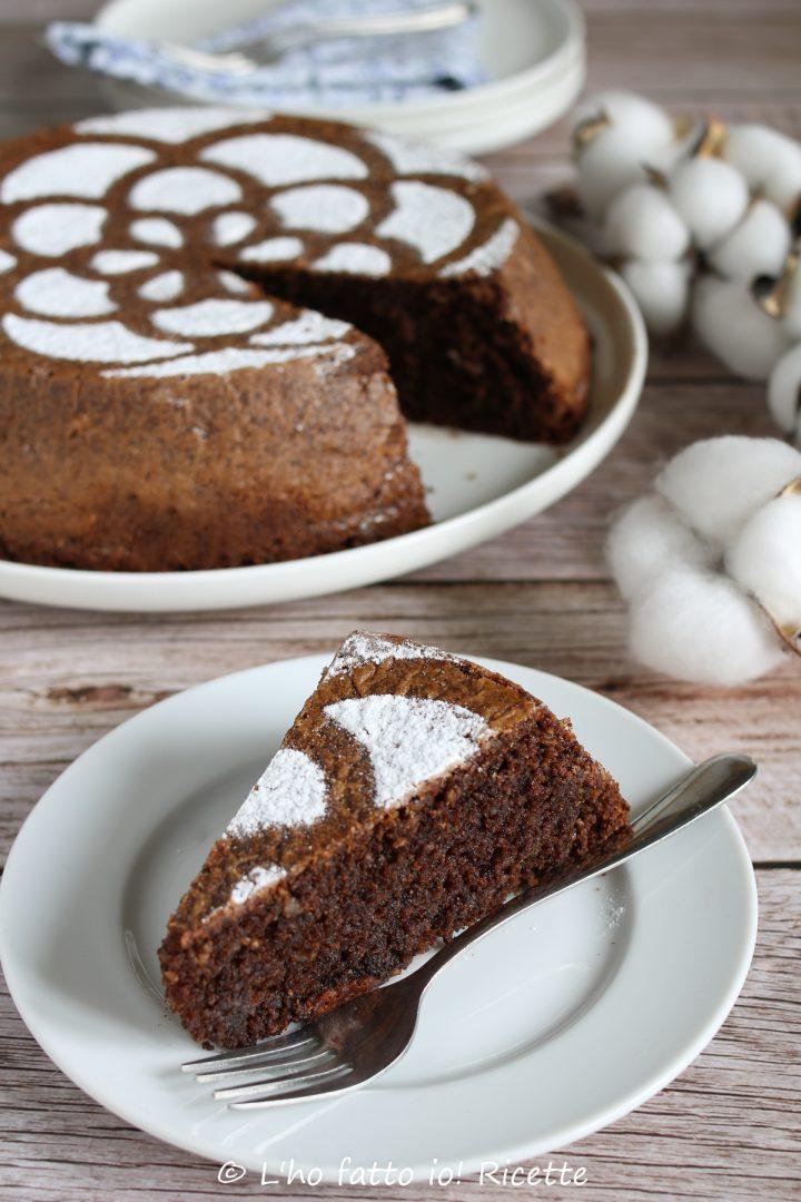Torta Caprese ricetta originale