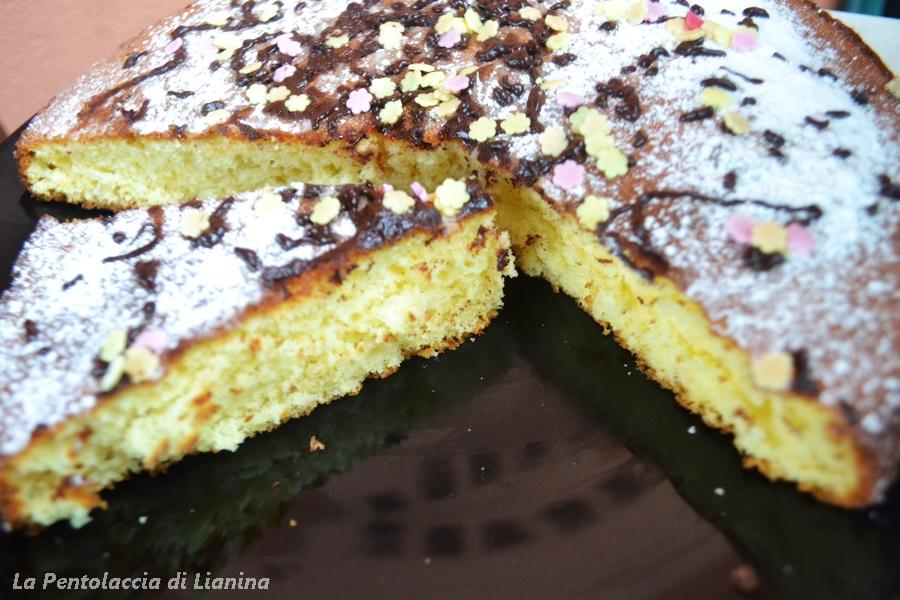 Torta Margherita...Semplice!