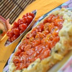 Tarte Tatin di Pomodorini con Pasta Brisee'