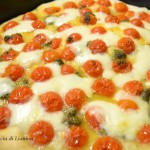 Pizza Tricolore