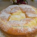 Torta Nua con crema pasticciera