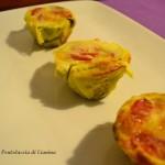 Frittatine al forno con melanzane