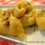 Carciofi in pastella