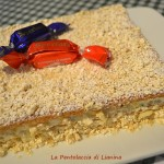 Torta sfoglia al Torrone