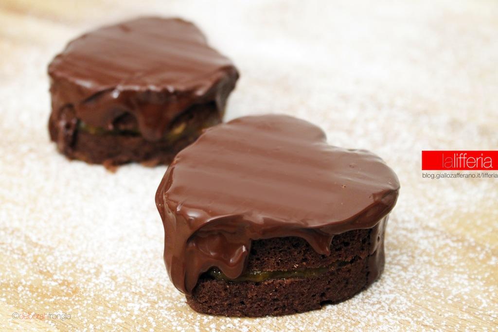 Tortine velocissime al cioccolato
