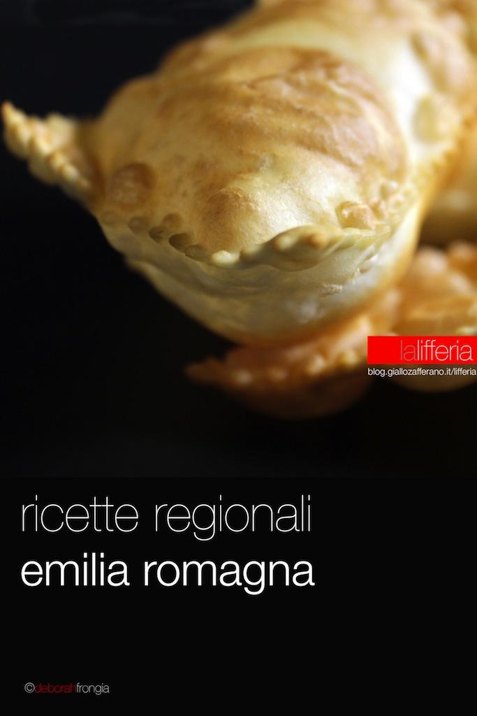 Ricette regionali emilia romagna for Ricette regionali