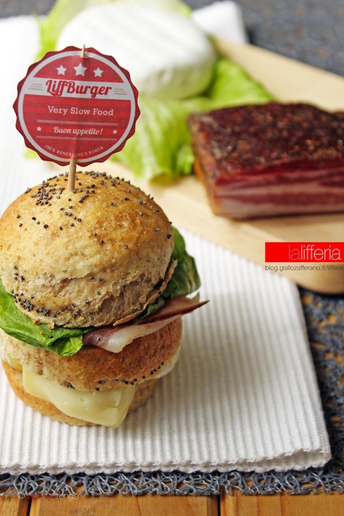 Panini fast food LiffBurger #1
