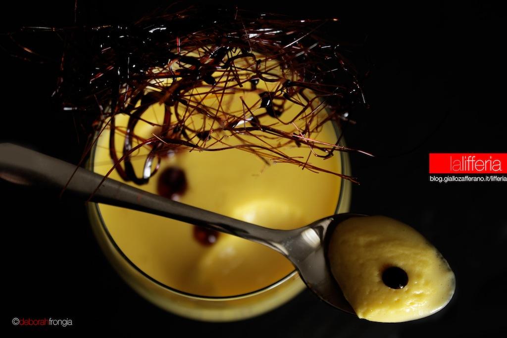 Crema allo zabaione al cucchiaio