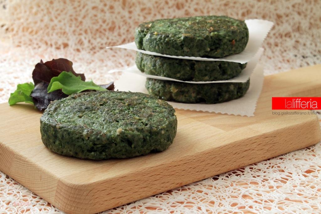 Top Hamburger agli spinaci | Ricetta semplice AA37