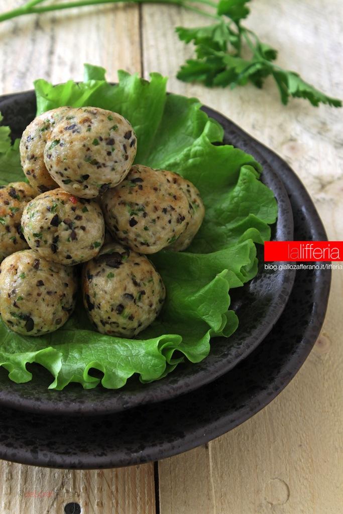 Polpette alle olive ricetta facile - Cucinare olive appena raccolte ...
