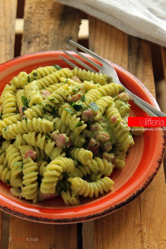 Ricette di pasta con peperoni e panna
