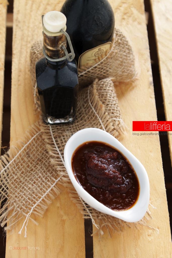 Salsa bbq all 39 aceto balsamico fatta in casa for Una salsa da cucina cinese