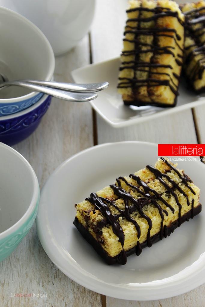 Merendine facilissime al cioccolato