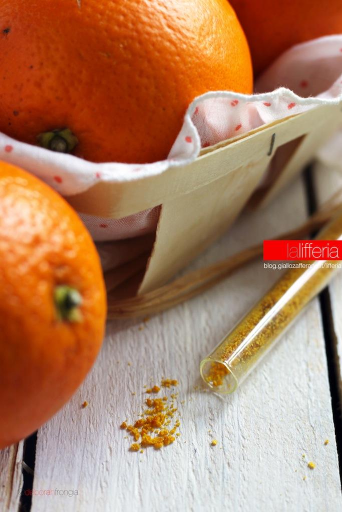 Aroma all'arancia