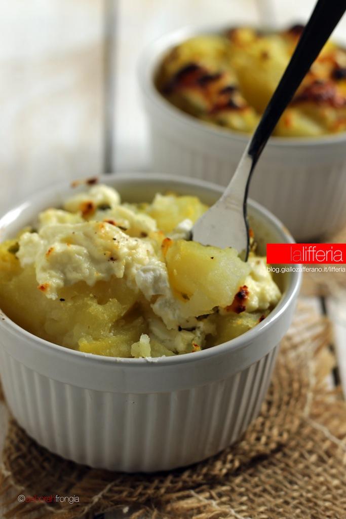 Tortino di patate veloce