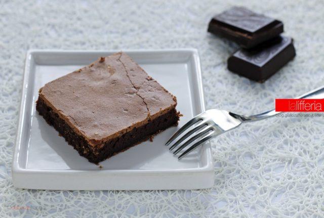 Torta cioccolatina - Torta tenerina