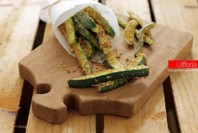 Zucchine saporite Ricetta veloce