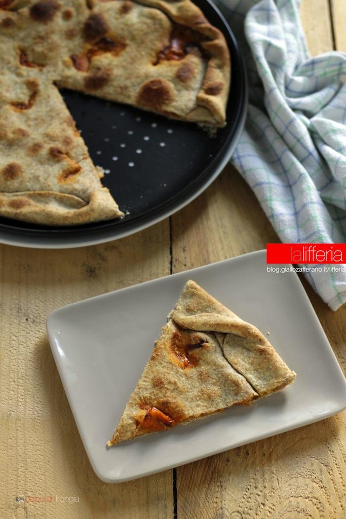 Focaccia ai peperoni veloce senza lievito Ricetta cena veloce
