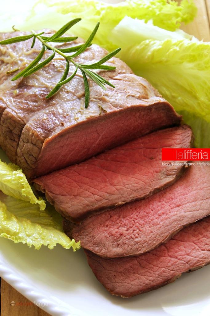 Roast beef inglese Ricetta secondi piatti