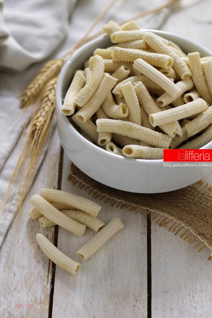 Pasta di grano duro fatta in casa