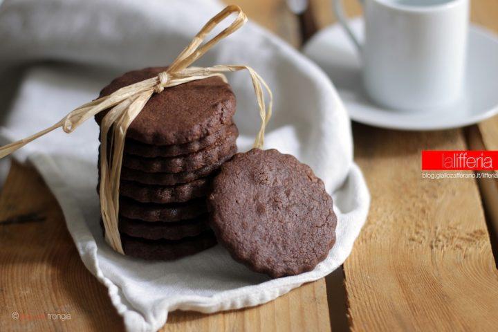 Frollini Morbidi al Cacao, Ricetta Facile