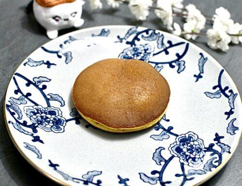 Dorayaki, i dolcetti di Doraemon!
