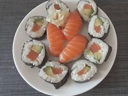 Sushi – Hosomaki e Futomaki