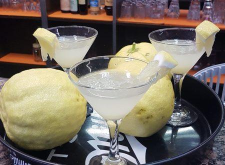 Cocktail al Cedro