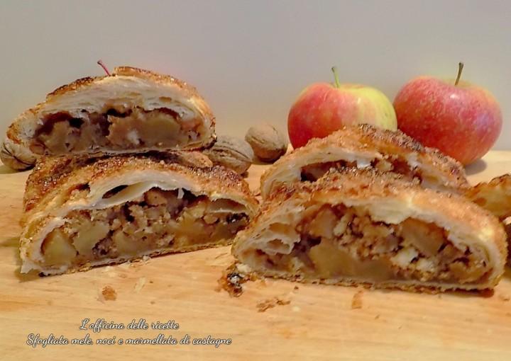 sfogliata di mele
