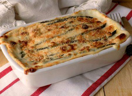 Tortino cremoso di asparagi e patate