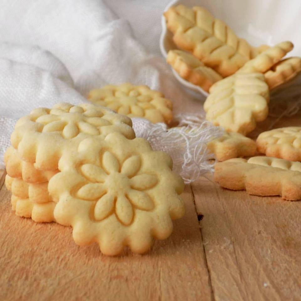 biscotti di frolla all'olio