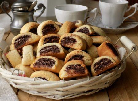 Biscotti dal cuore morbido.