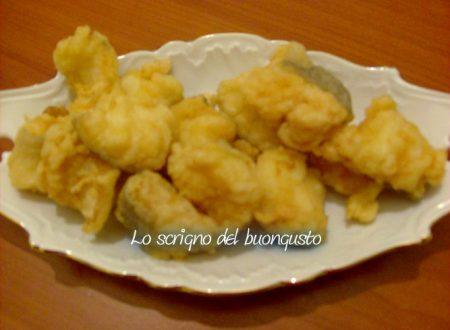 Baccalà fritto – sud Italia-