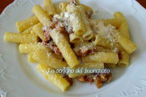 Pasta alla carbonara (Lazio)
