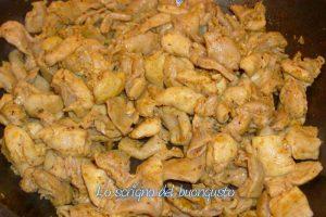 Filetti di coniglio al curry