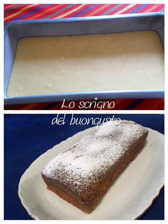 Plum-cake con farina di solina
