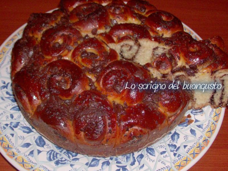 Torta suisse