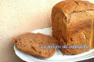 Pane al cioccolato con MDP