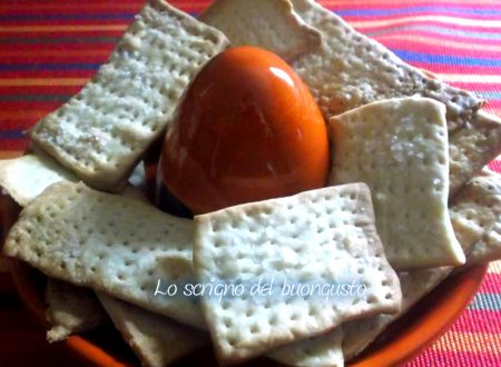 Crackers casalinghi